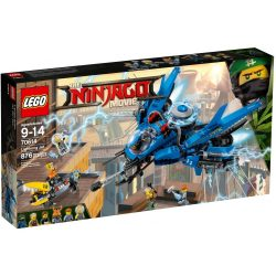 LEGO 70614 Ninjago Lightning Jet Villám repülő