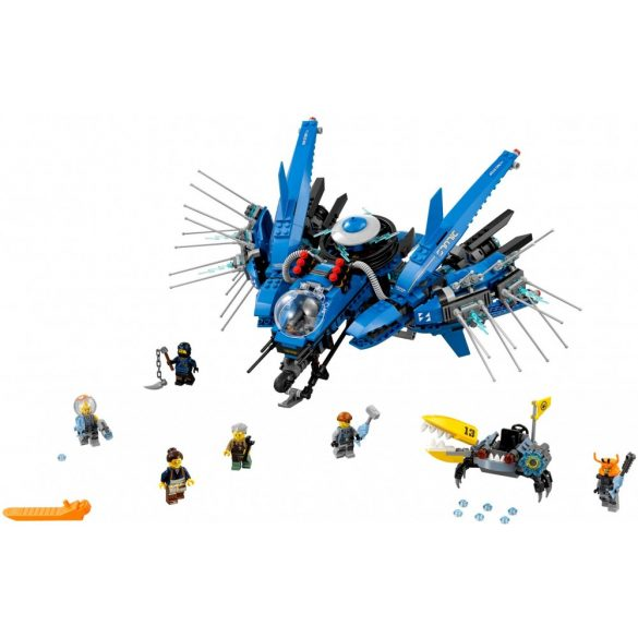 Lego 70614 Ninjago Lightning Jet