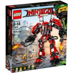 Lego 70615 Ninjago Fire Mech