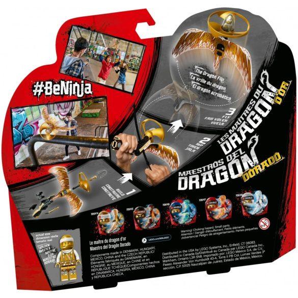 Lego 70644 Ninjago Arany Sárkánymester