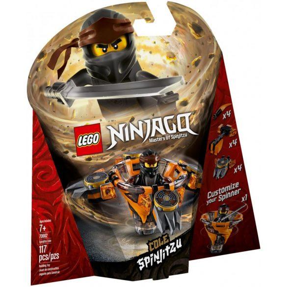 Lego 70662 Ninjago Spinjitzu Cole