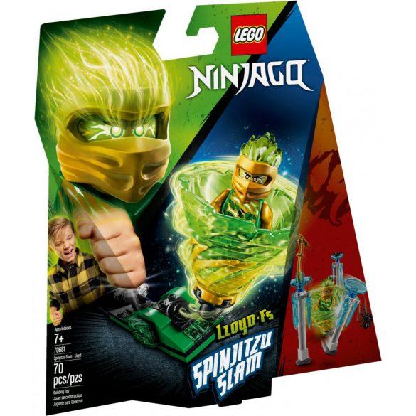 LEGO 70681 Ninjago Spinjitzu Slam - Lloyd