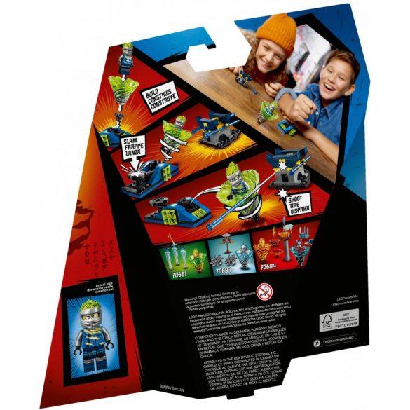 LEGO 70682 Ninjago Spinjitzu Csapás - Jay