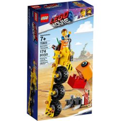 Lego 70823 The Lego Movie Emmet's Thricycle!