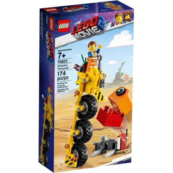 Lego 70823 The Lego Movie Emmet triciklije