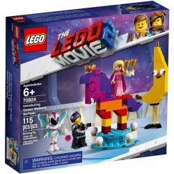 Lego 70824 The Lego Movie Introducing Queen Watevra Wa'Nabi