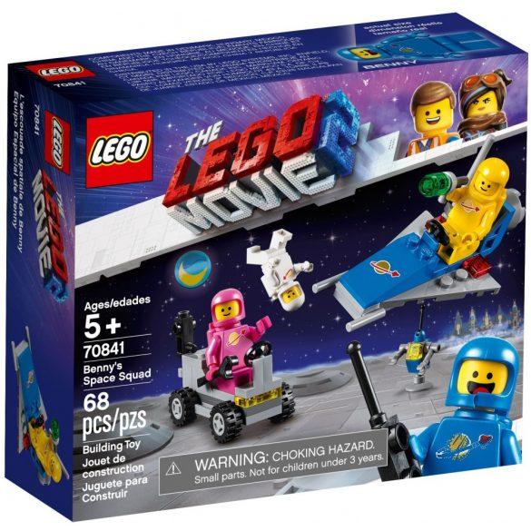 Lego 70841 The Lego Movie Benny űrosztaga