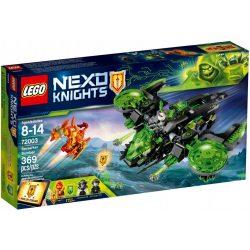 Lego 72003 Nexo Knights Vad harcos bombázó