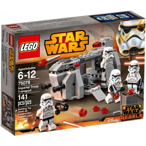 Lego 75078 Star Wars Imperial Troop Transport