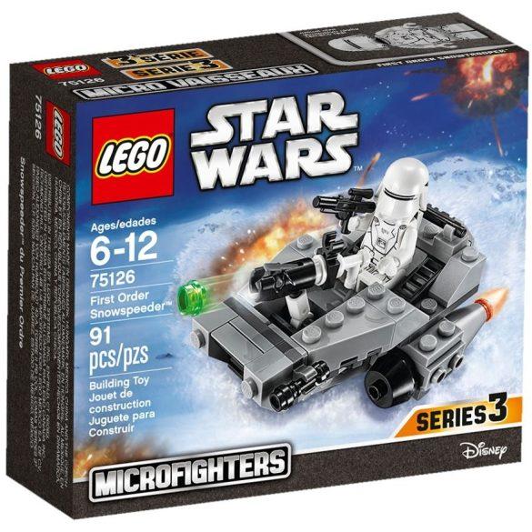 LEGO 75126 Star Wars Első rendi hósikló