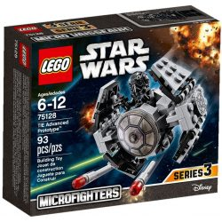 Lego 75128 Star Wars TIE Advanced Prototype Microfighter