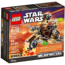LEGO 75129 Star Wars Wookiee Microfighters hadihajó