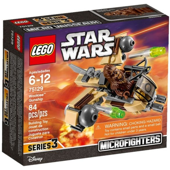 75129 Lego® Star Wars Wookiee Microfighters hadihajó