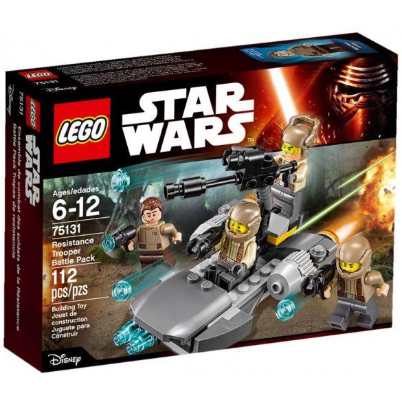 Lego 75131 Star Wars Resistance Trooper Battle Pack