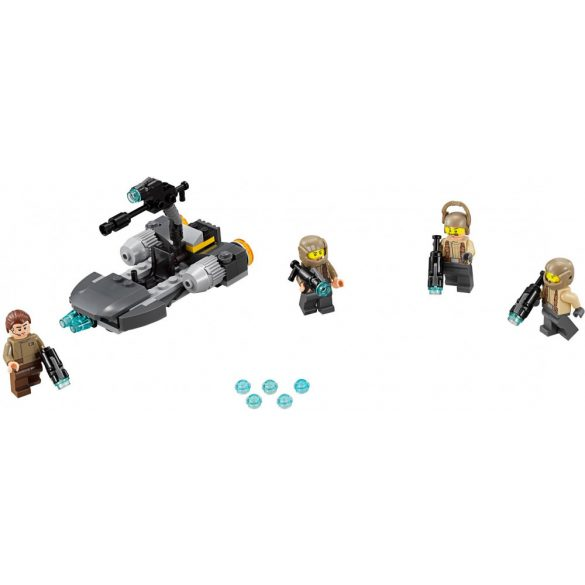 Lego 75131 Star Wars Resistance Trooper Battle Pack