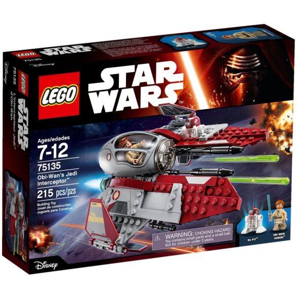 75135 Lego® Star Wars Obi-WAn Jedi elfogója