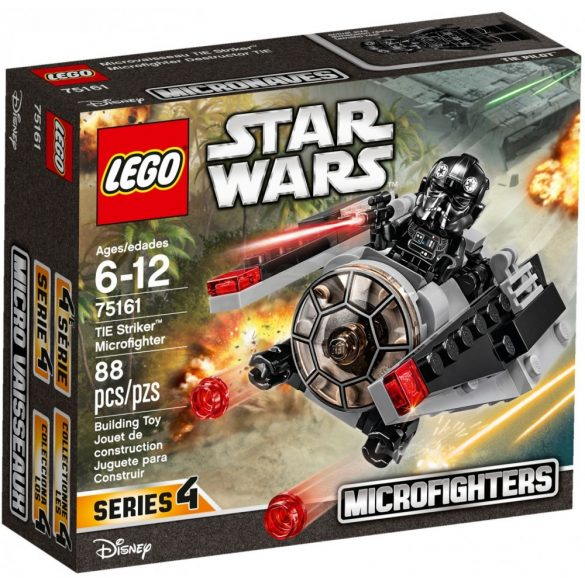 Lego 75161 Star Wars TIE Striker Microfighter