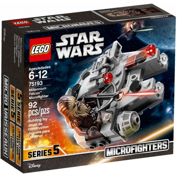 LEGO 75193 Star Wars Millenium Falcon Microfighter