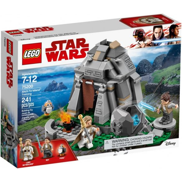 Lego 75200 Star Wars Ahch-To Island Training
