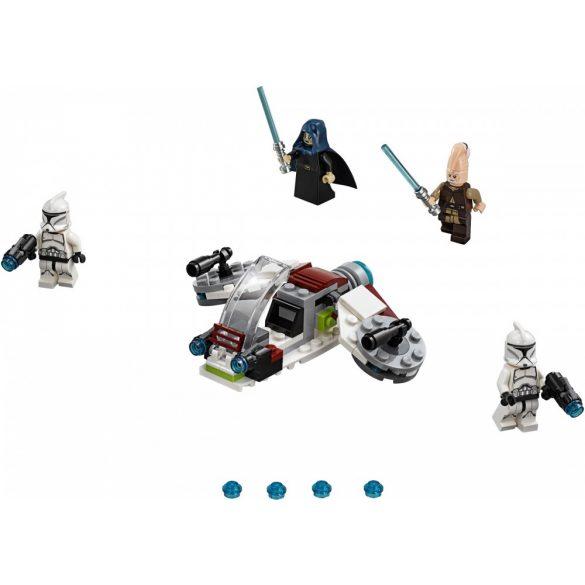 Lego 75206 Star Wars Jedi és klónkatona harci csomag