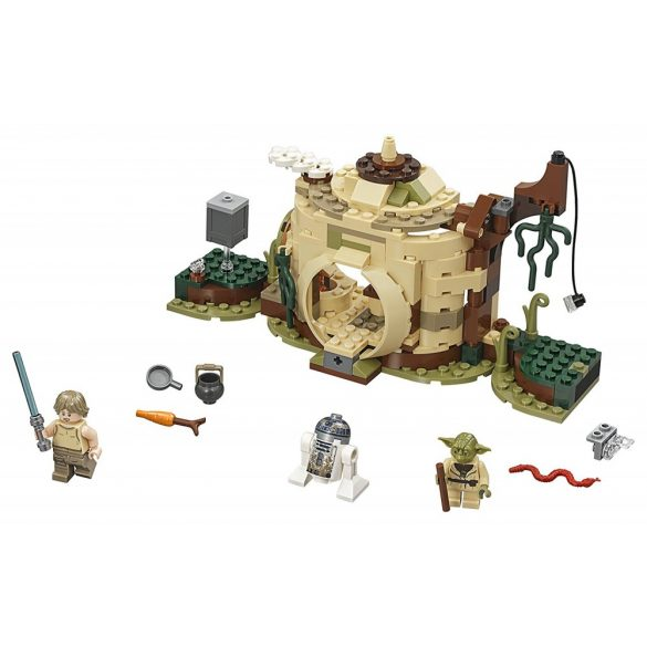 Lego 75208 Star Wars Yoda's Hut