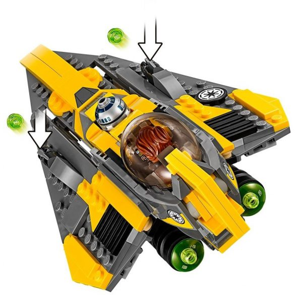 LEGO 75214 Star Wars Anakin's Jedi Starfighter