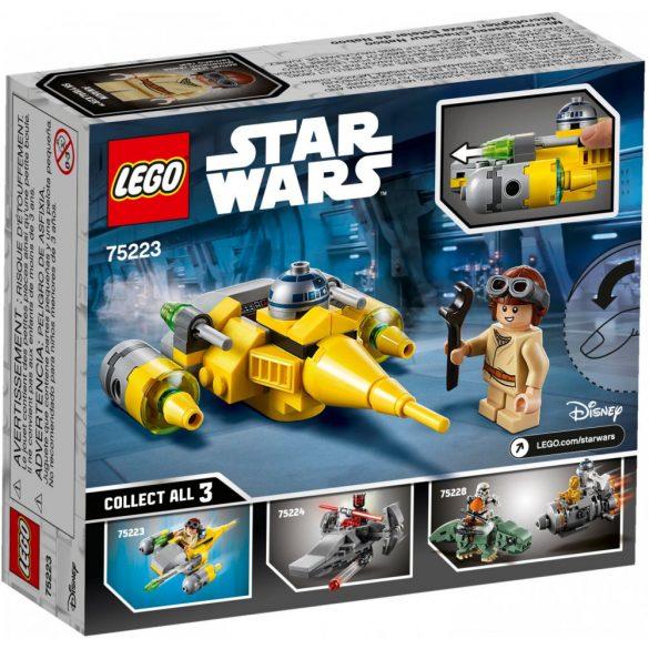 LEGO 75223 Star Wars Naboo Csillagvadász Microfighter
