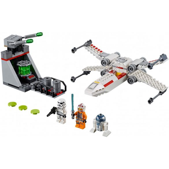 Lego 75235 Star Wars X-wing Starfighter Trench Run