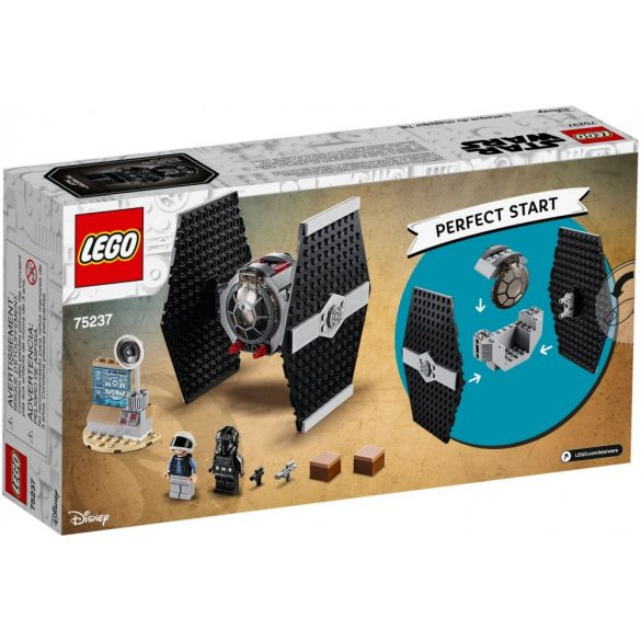 LEGO 75237 Star Wars TIE Fighter Attack