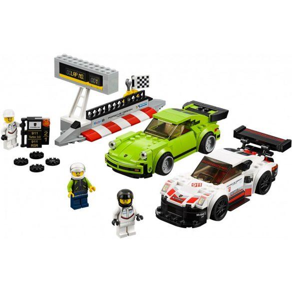 Lego 75888 Speed Champions Porsche 911 RSR és Turbo 3.0