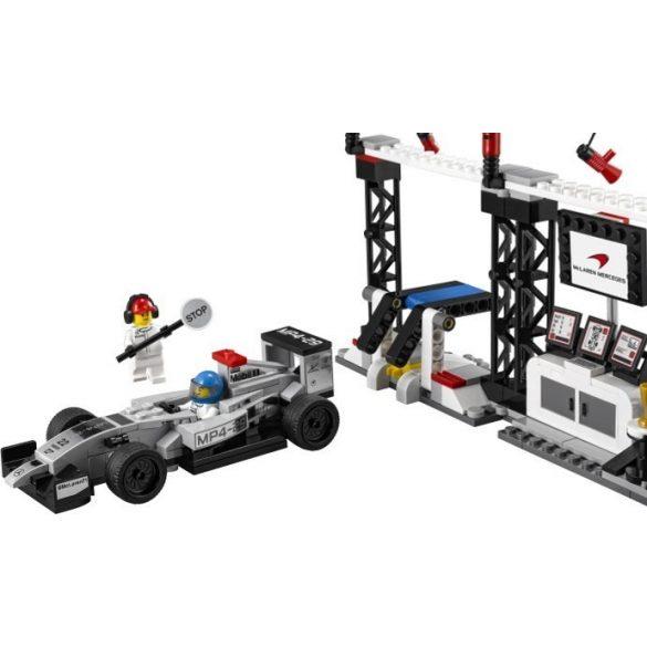 Lego 75911 Speed Champions McLaren Mercedes Pit Stop