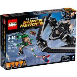 Lego 76046 Super Heroes  Az igazság hősei - Csata a magasban