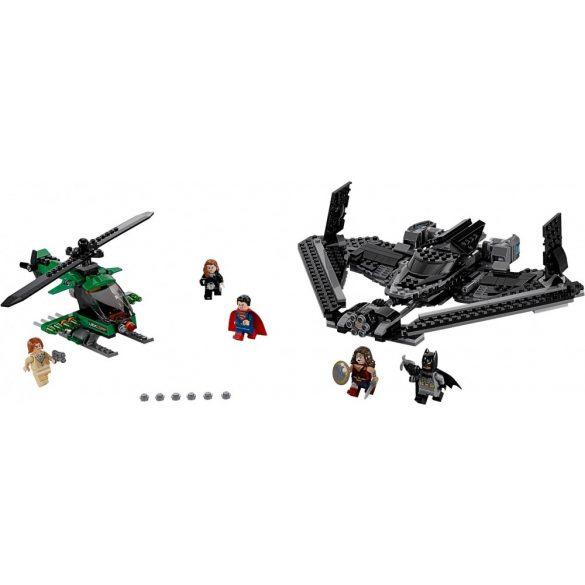 LEGO 76046 Super Heroes Heroes of Justice: Sky High Battle