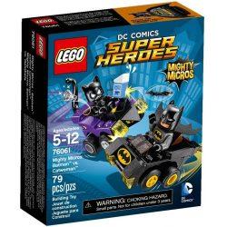 LEGO 76061 Super Heroes Batman vs Macskanő