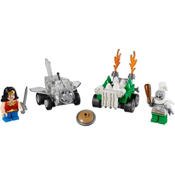 Lego 76070 Super Heroes Mighty Micros Wonder Woman vs. Doomsday