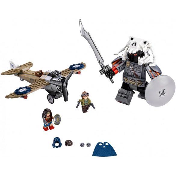 Lego 76075 Super Heroes Wonder Woman Warrior Battle
