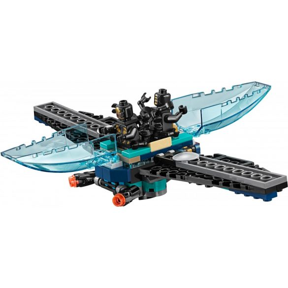 LEGO 76101 Super Heroes Outrider Dropship Attack