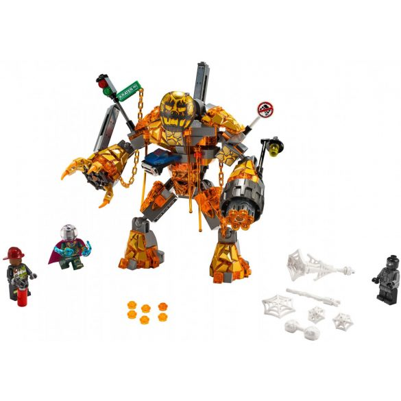 Lego 76128 Super Heroes Molten Man Battle