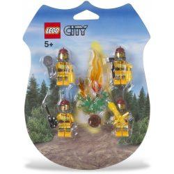 853378 Lego® City Tűzoltósági Minifigura kiegészítő csomag