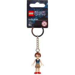 Lego 853559 Emily Jones Key Chain