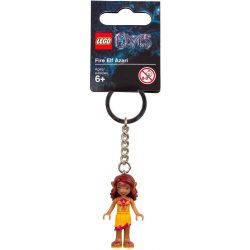 Lego 853560 Elves Azari the Fire Elf Key Chain