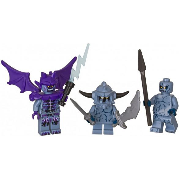Lego 853677 Nexo Knights Stone Monsters Accessory Set