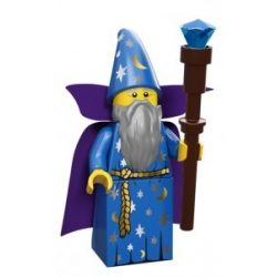 LEGO col12-1 Minifigures Serie 12 Wizard