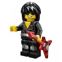 LEGO col12-12 Minifigures Serie 12 Rock Star