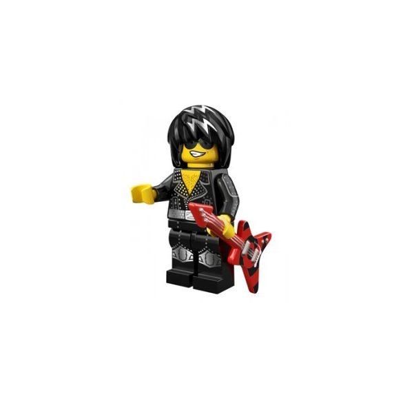 LEGO col12-12 Minifigurák 12.sorozat Rock Sztár