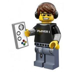 LEGO col12-4 Minifigurák 12.sorozat Videójátékos