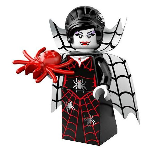 Lego col14-16 Minifigures Series 14 Spider Lady