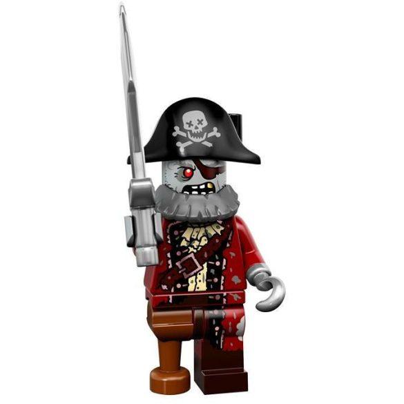 Lego col14-2 Minifigurák 14.sorozat Zombi kalóz