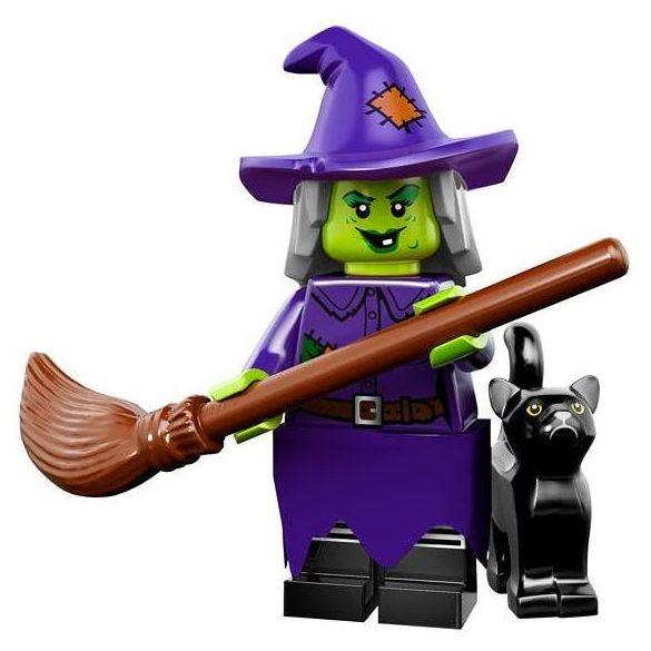 Lego col14-4 Minifigurák 14.sorozat Boszorkány