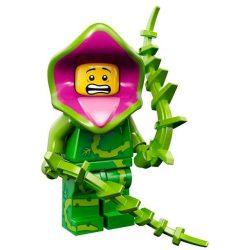 LEGO col14-5 Minifigurák 14.sorozat Növényszörnyeteg